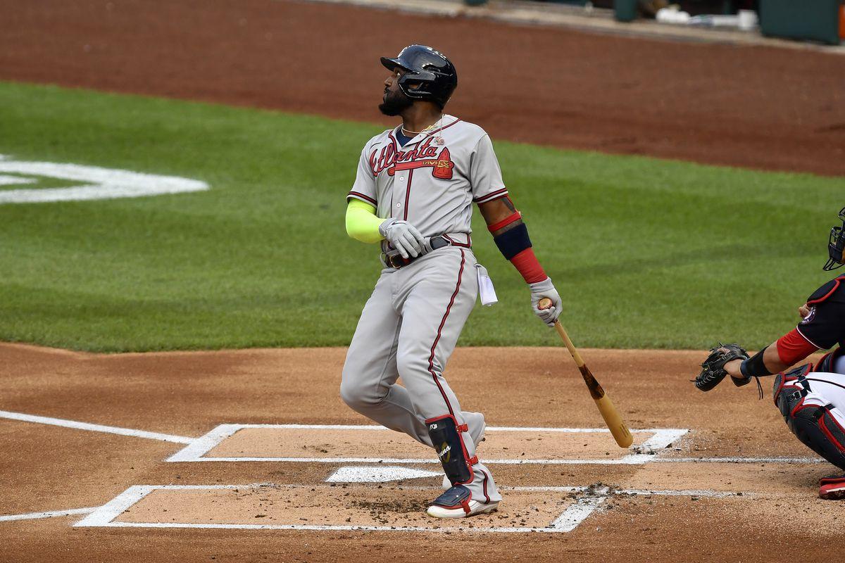 MLB: SEP 11 Braves at Nationals