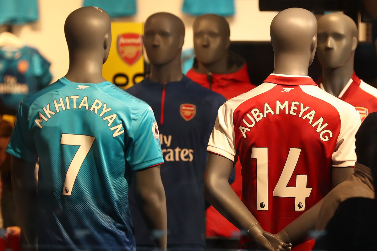 newest 2008e c1a70 Fans react positively to Arsenal's 2019-2020 Adidas third ...