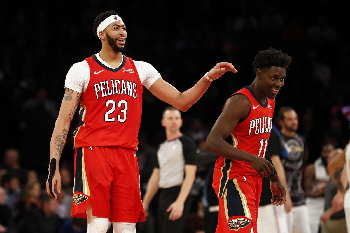 adam hunger usa today sports the new orleans pelicans