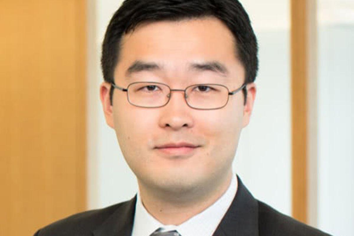Peng Zhao, CEO of Citadel Securities.