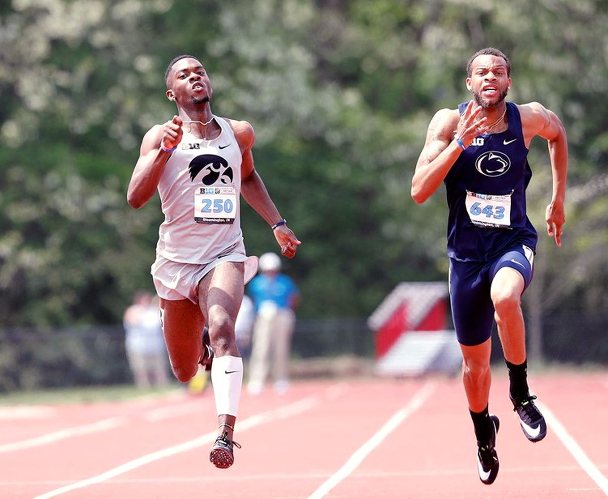 Gay, Bisexual Athletes Out And Proud At Big Ten Track -6234