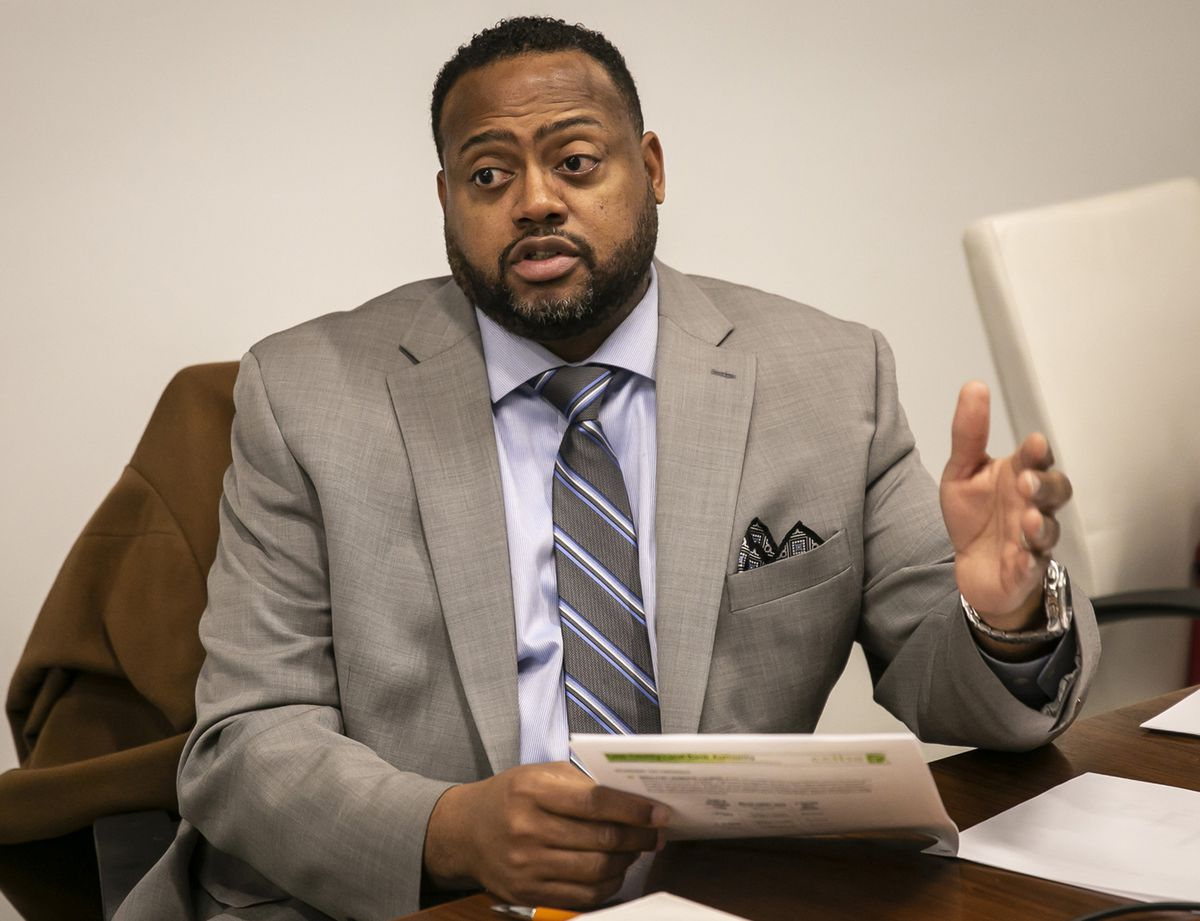 Robert Rose is leaving his $225,000-a-year job as executive director of the Cook County Land Bank Authority.