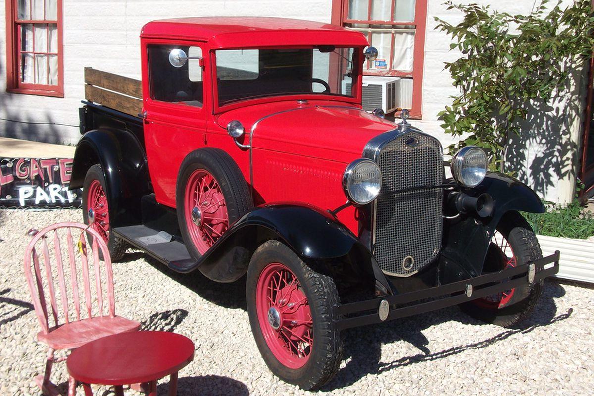 Ford Model ATMO