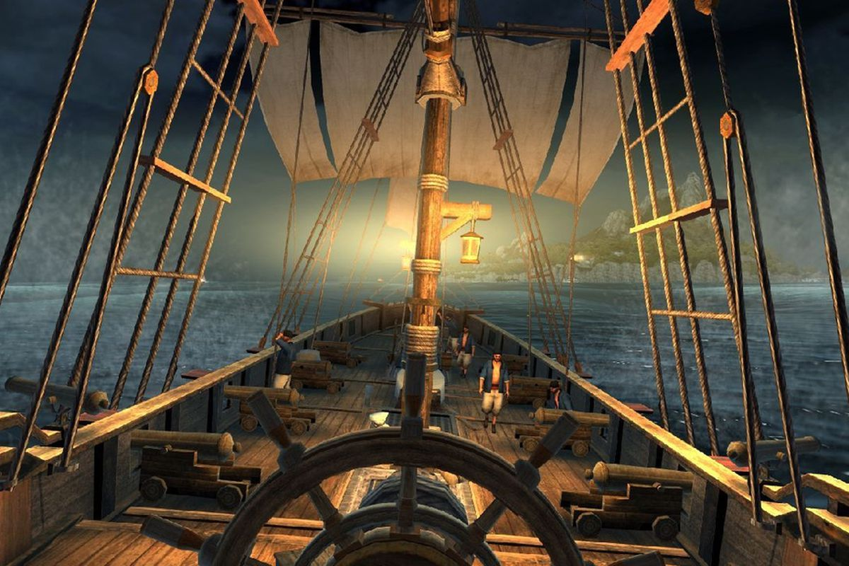 Assassin S Creed Pirates Mobile Game Launching Dec 5 Update Polygon