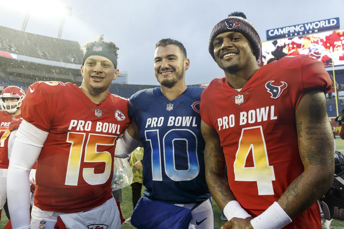 The Pro Bowl's greatest tradition is its perpetually gross ...