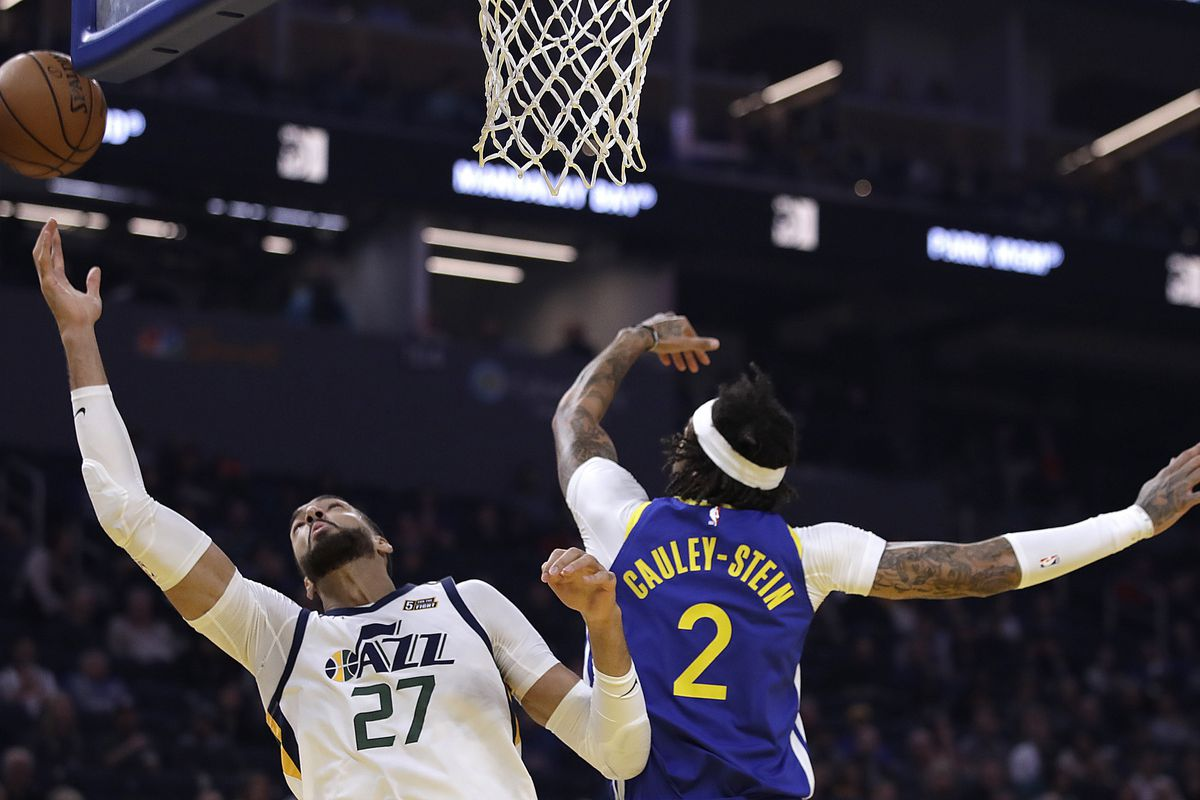 Utah Jazz dominate lowly Golden State Warriors for most lopsided win of season