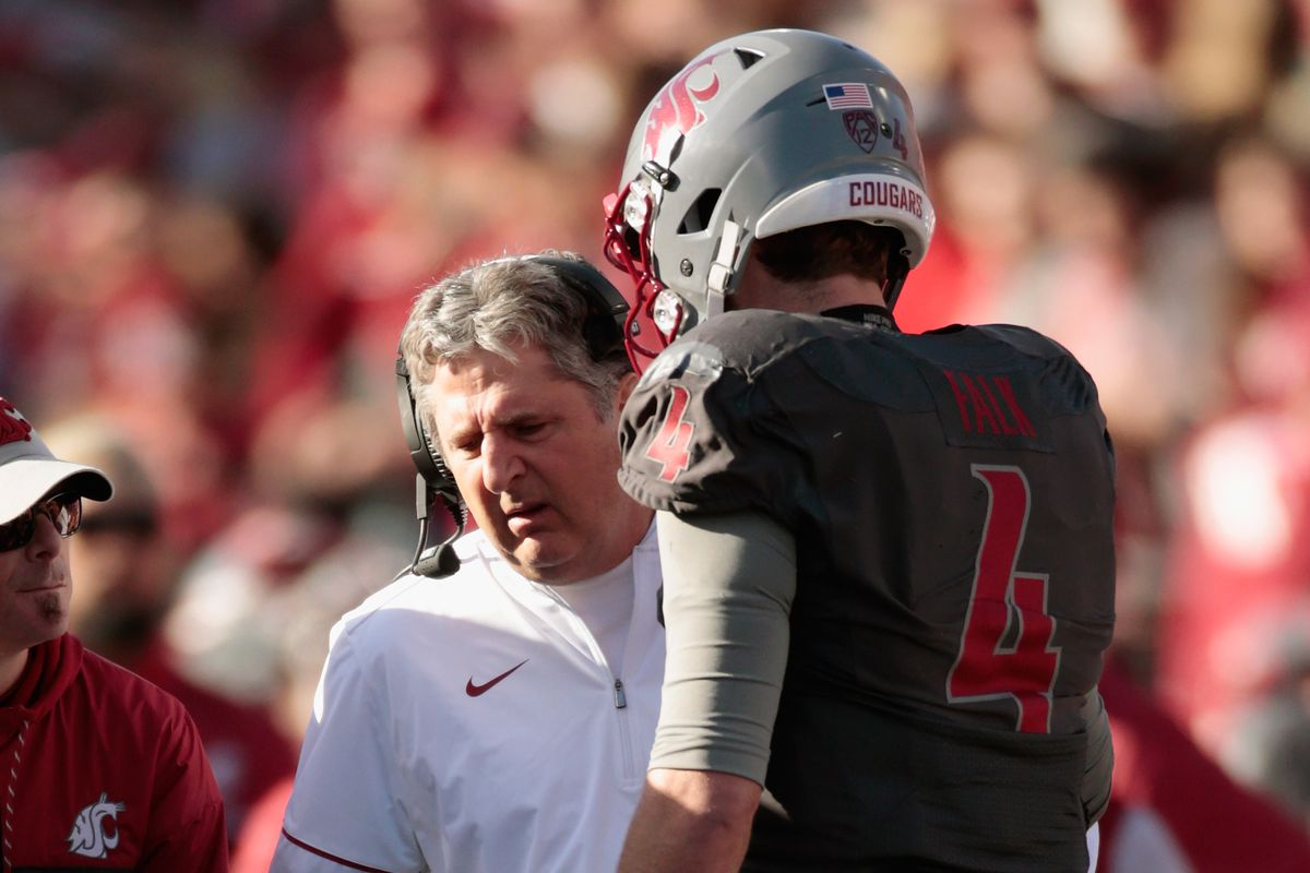 Image result for Image of Mike Leach