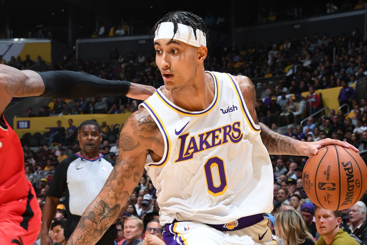 Kyle Kuzma and Lakers staying patient while he tries to regain rhythm