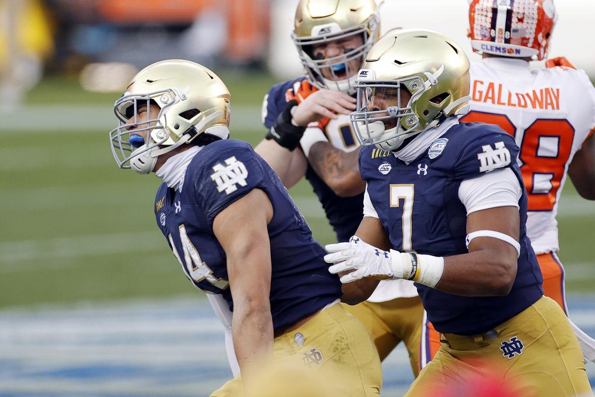ACC Championship - Clemson v Notre Dame