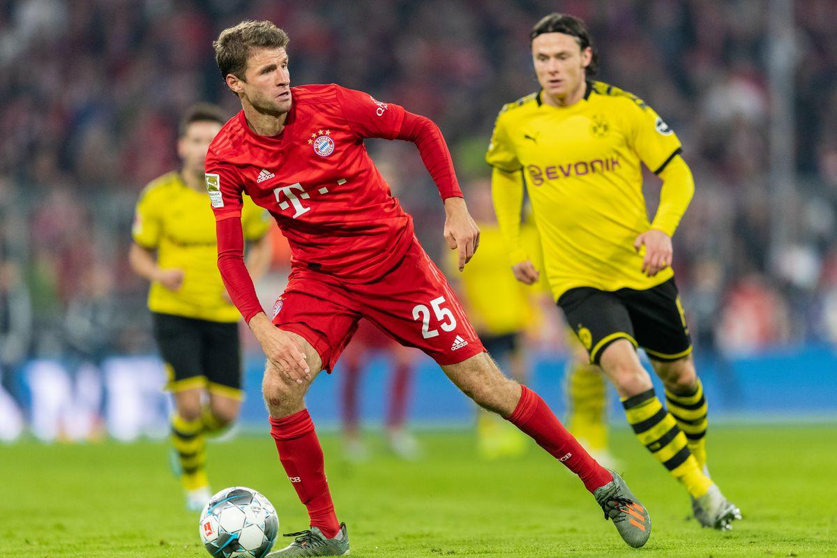 Borussia Dortmund Vs Bayern Munich Der Klassiker 2020 Full Match Coverage Updates Bavarian Football Works