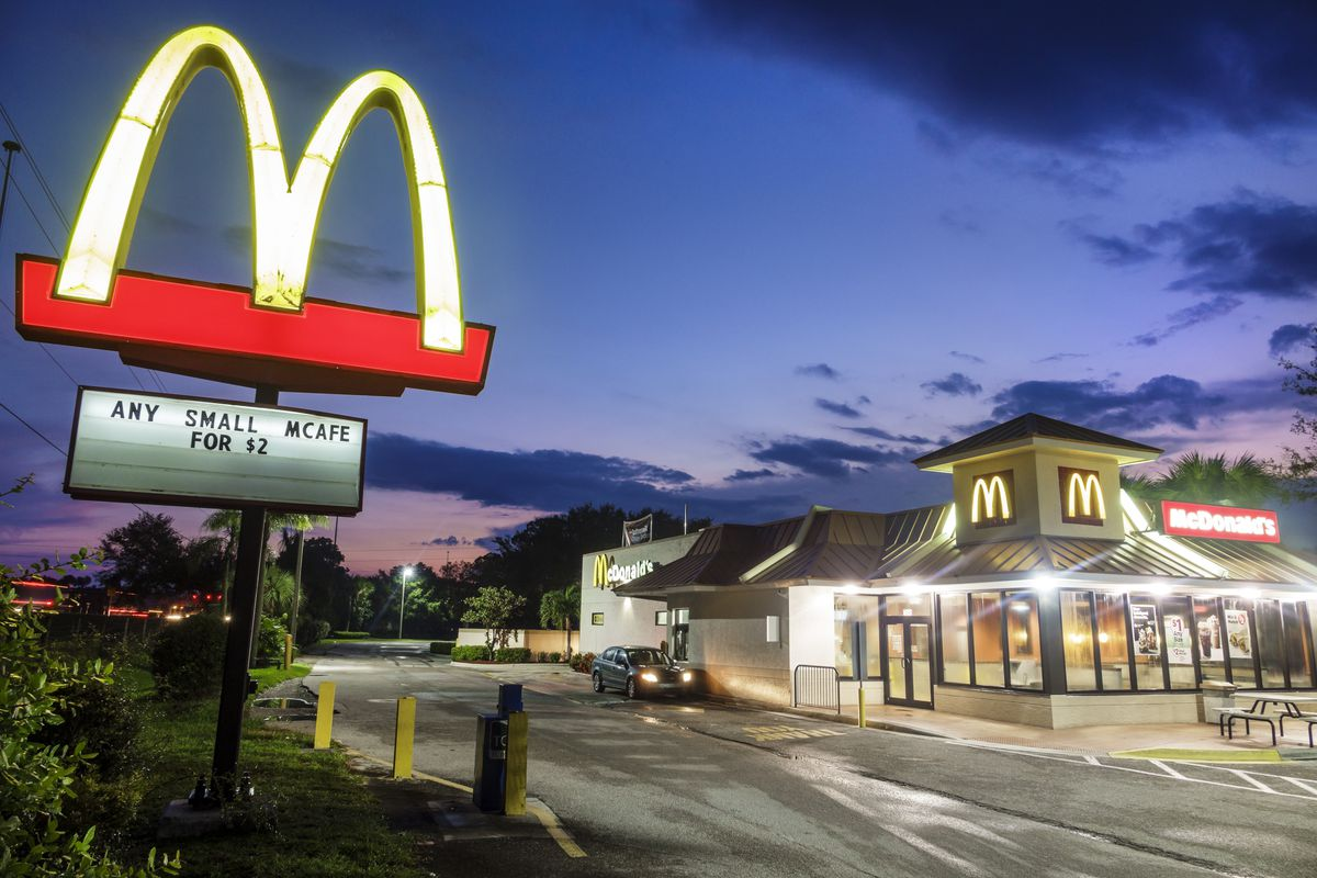 Fast Food Restaurants Represent The Best And Worst Of