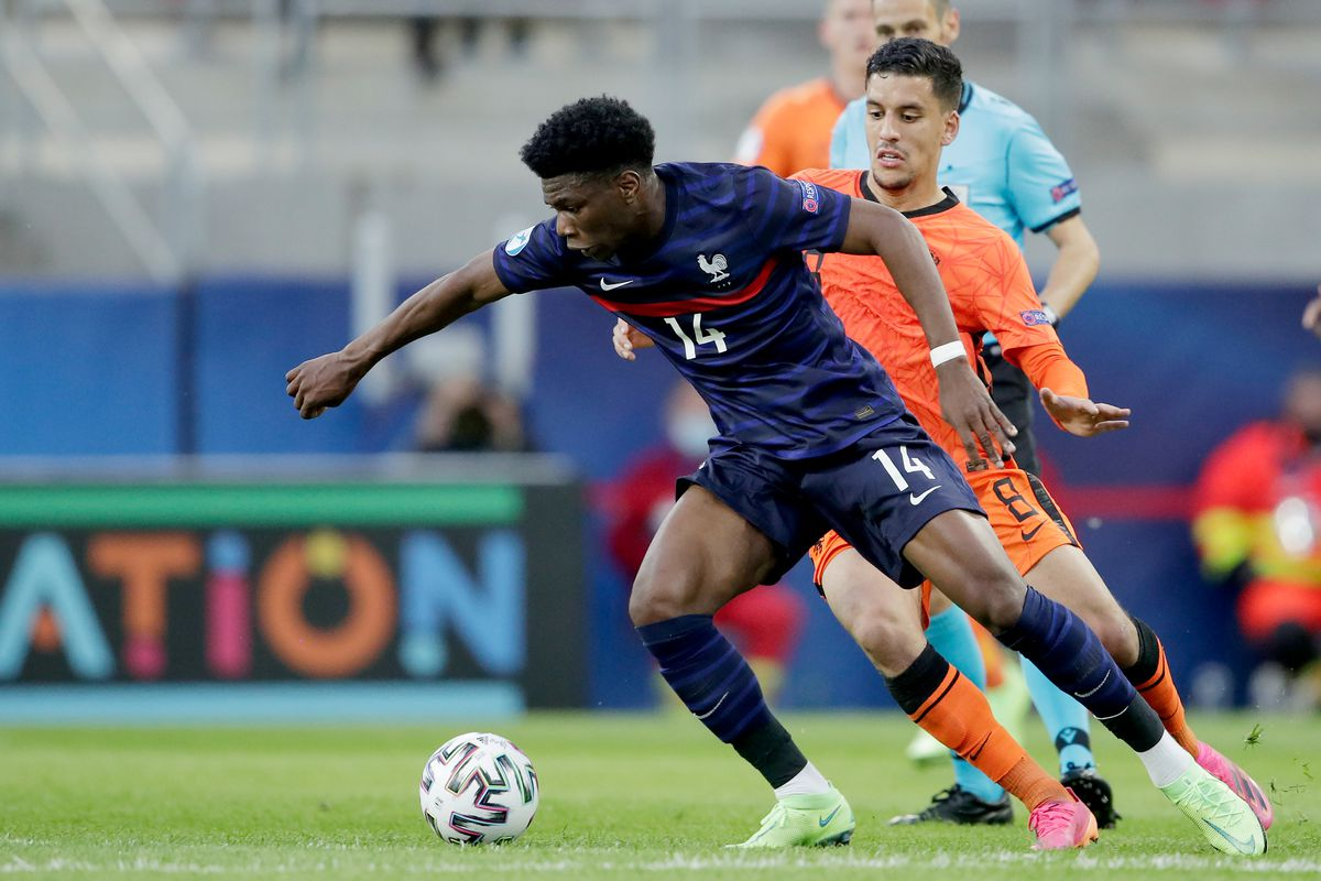Holland v France -EURO U21