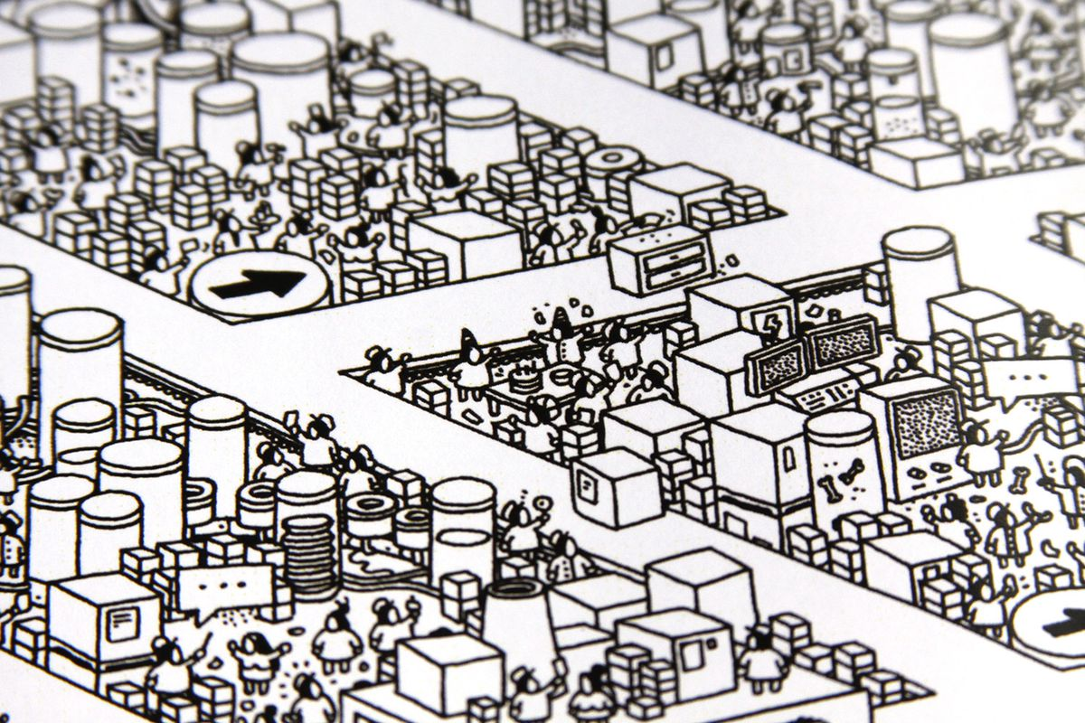 Hidden Folks is a stylish collaboration between an indie dev