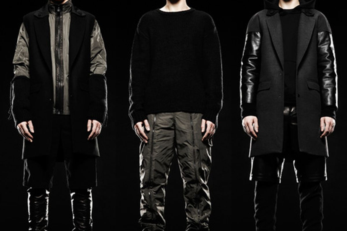 """Photo via <a href=""""http://www.style.com/stylefile/2011/03/exclusive-alexander-wang-to-debut-collection-menswear/?utm_source=feedburner&amp;utm_medium=feed&amp;utm_campaign=Feed%3A+style_file+%28Style+-+The+Style+File%29%22"""">Style.com</a>"""