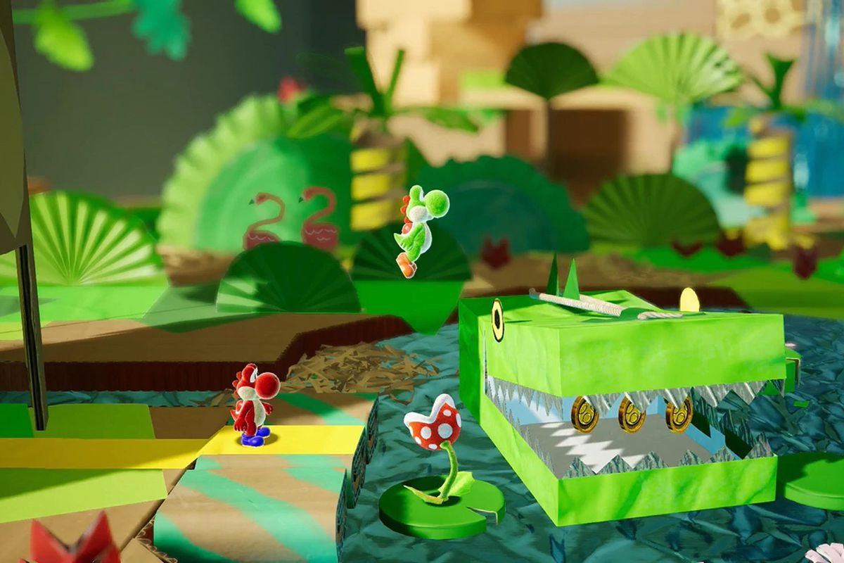 Yoshi S Switch Game Is Now Coming In 2019 Polygon