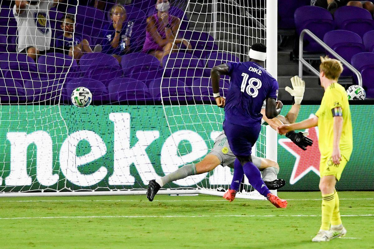 MLS: Nashville SC at Orlando City SC