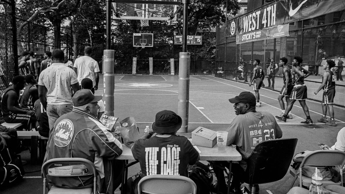 New York City's famous basketball courts - Curbed NY
