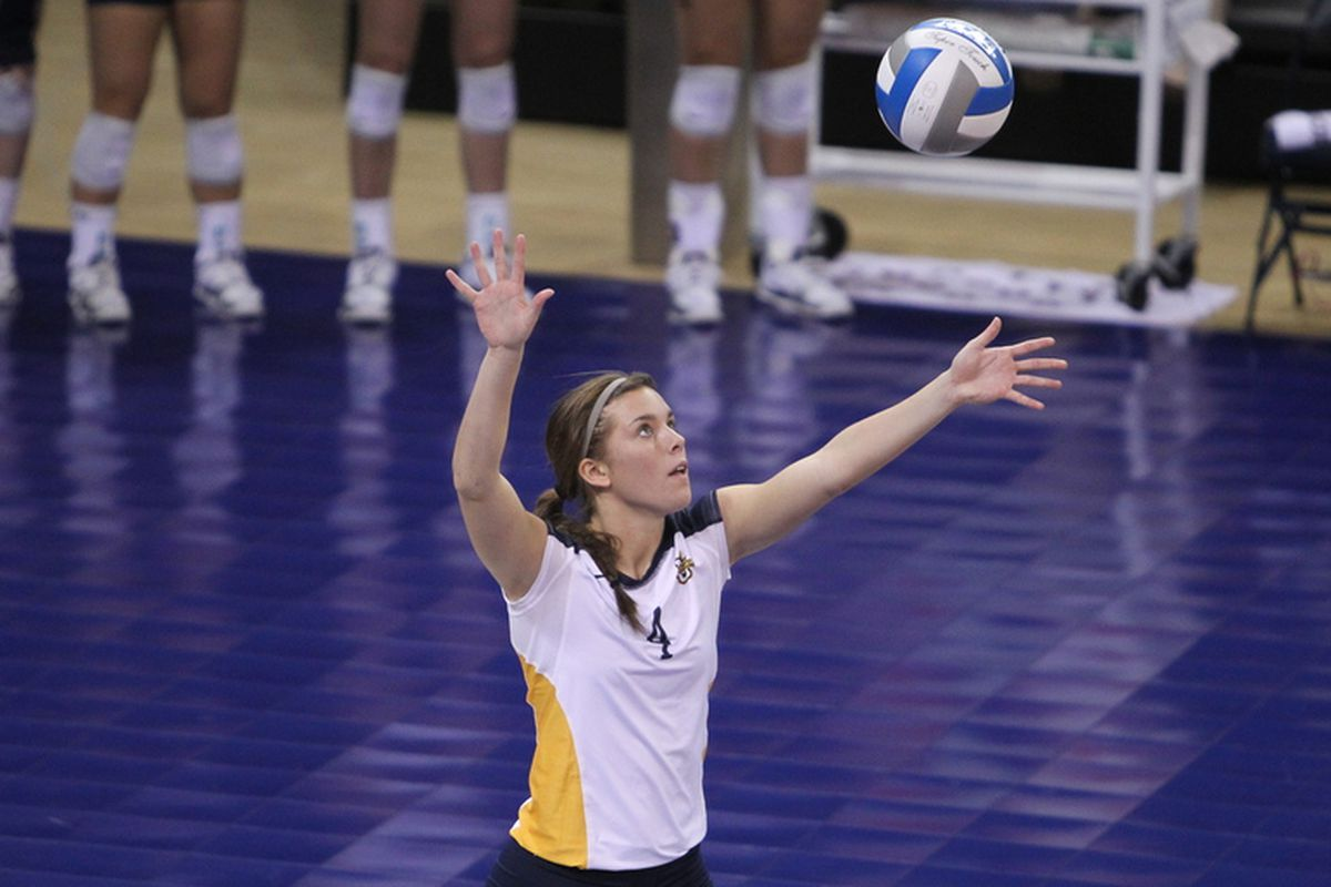 Ellie Rauch is the favorite to take over at libero for Marquette in 2014.