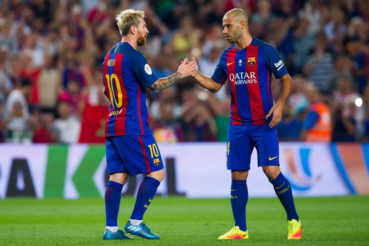 FC Barcelona v Sevilla: Super Cup, Second Leg