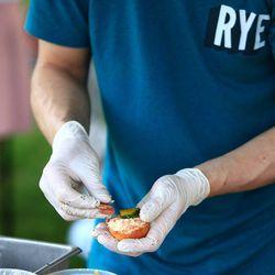 Rye on Market's entry