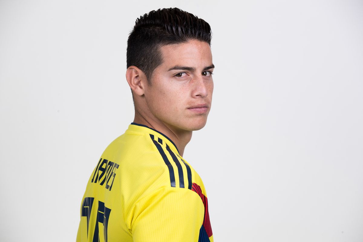 e8288d74e James Rodriguez talks on his status with Bayern and more! - Bavarian ...