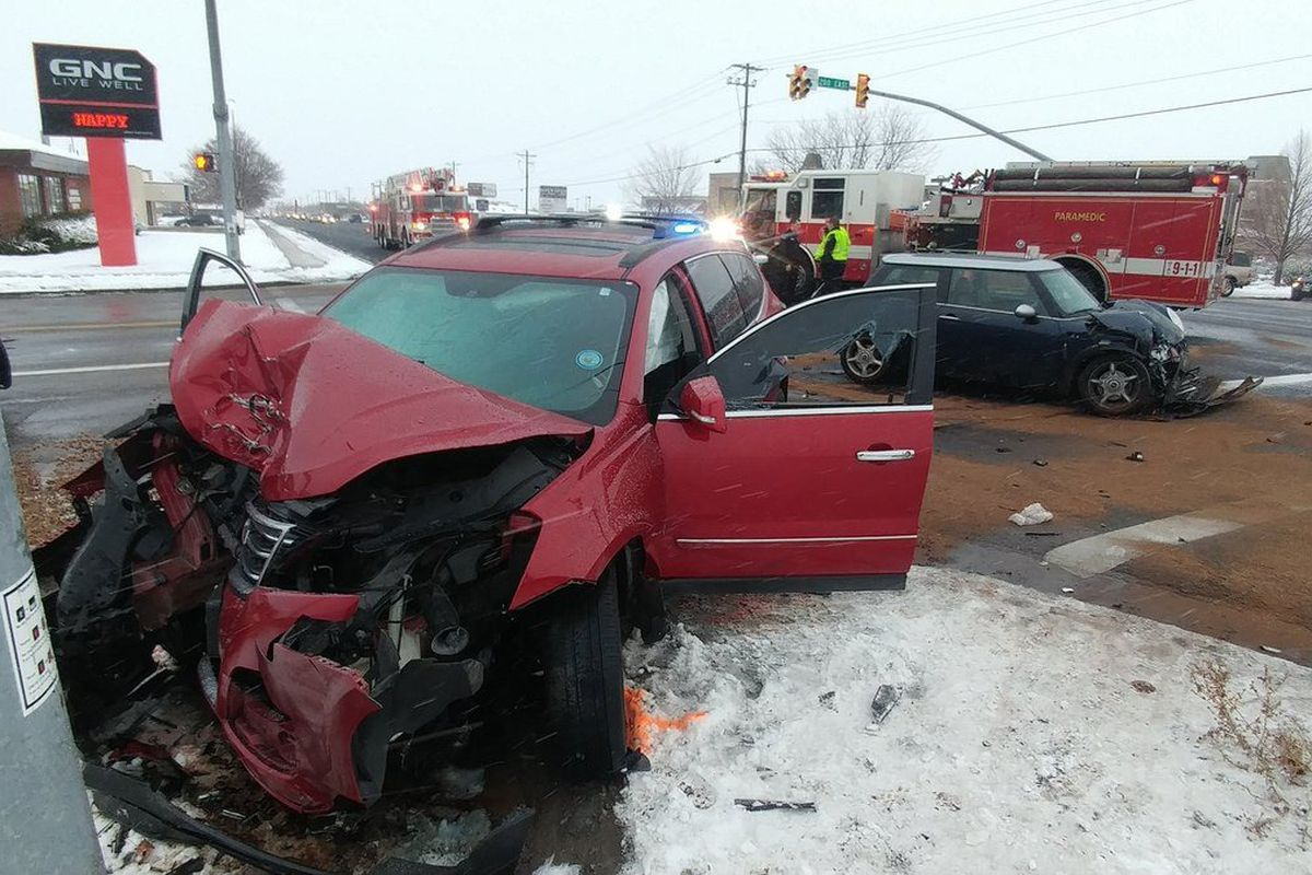 Luis A. Vital, 25, of Wendall, Idaho, was driving a Chevrolet Traverse that collided with a Mini Cooper about 4 p.m. Saturday in the intersection of 1400 North and 200 East, according to Logan police. Vital later died from his injuries at a hospital.