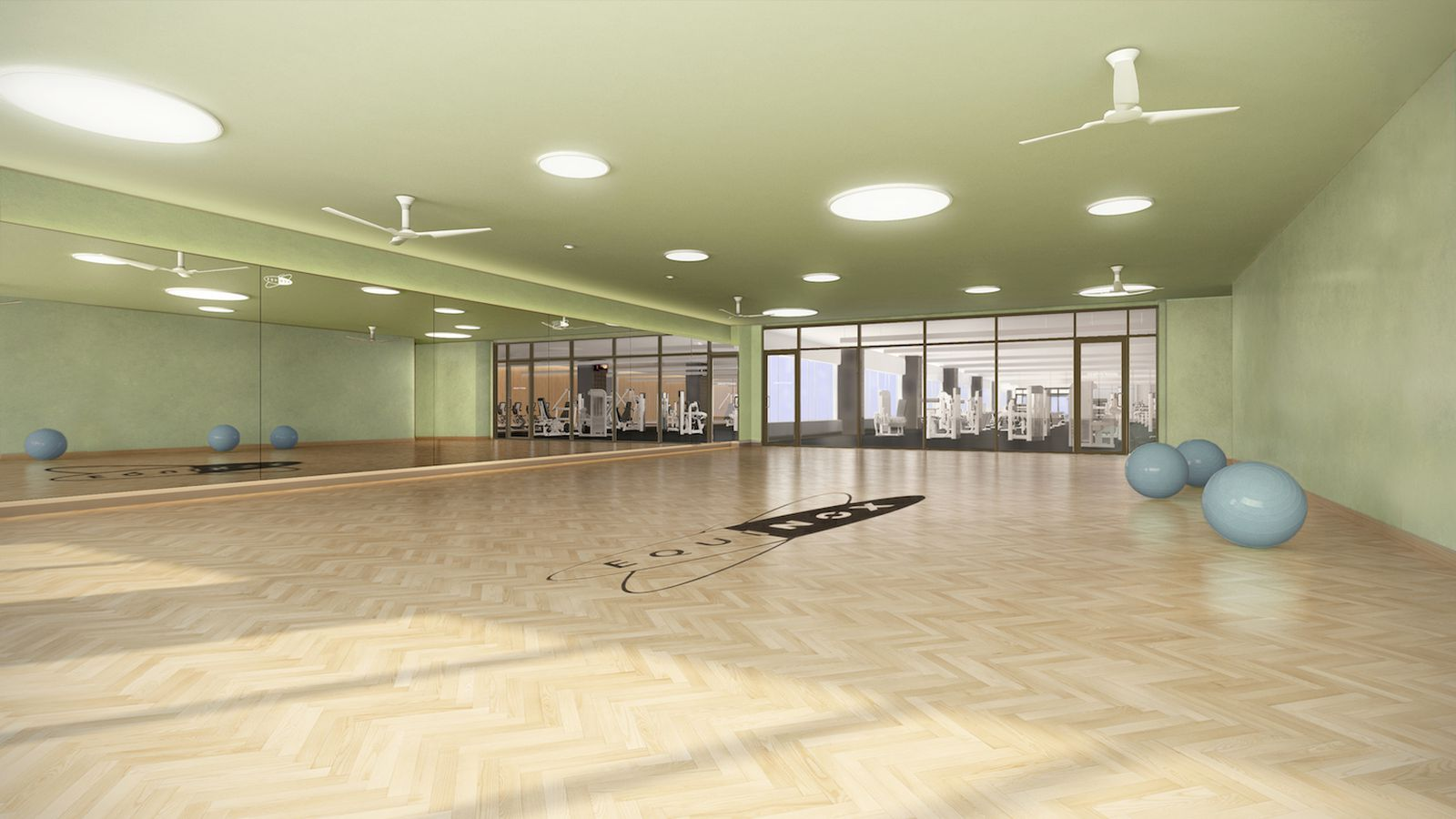 Equinox Chestnut Hill Boasts Local Firsts for the Fitness ...