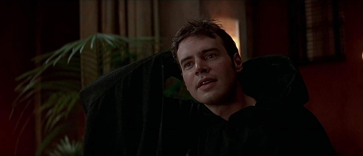 ghostface reveals himself to be scott foley's roman in scream 3