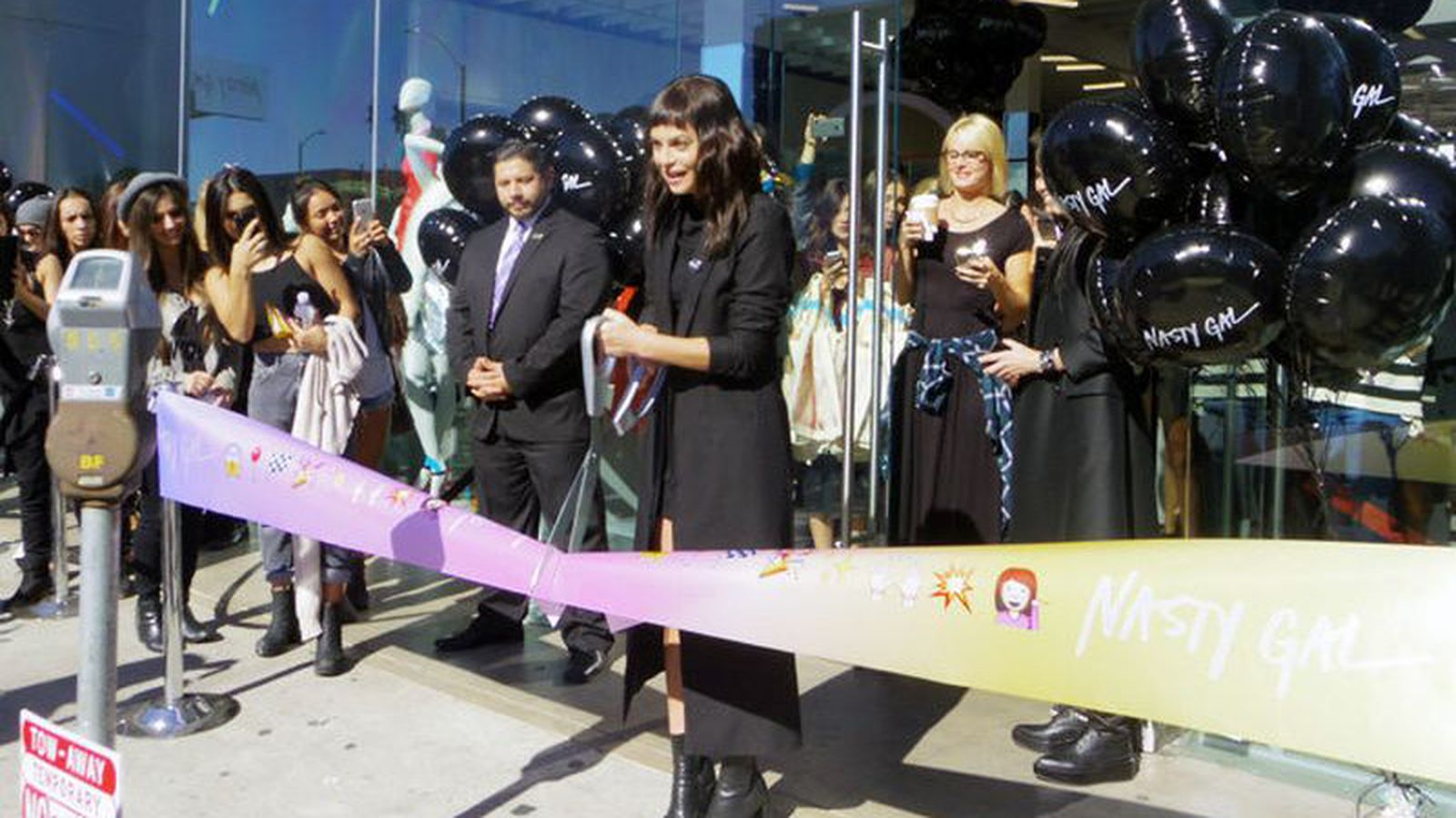 It S Here Nasty Gal S First La Boutique Gets Dirty On