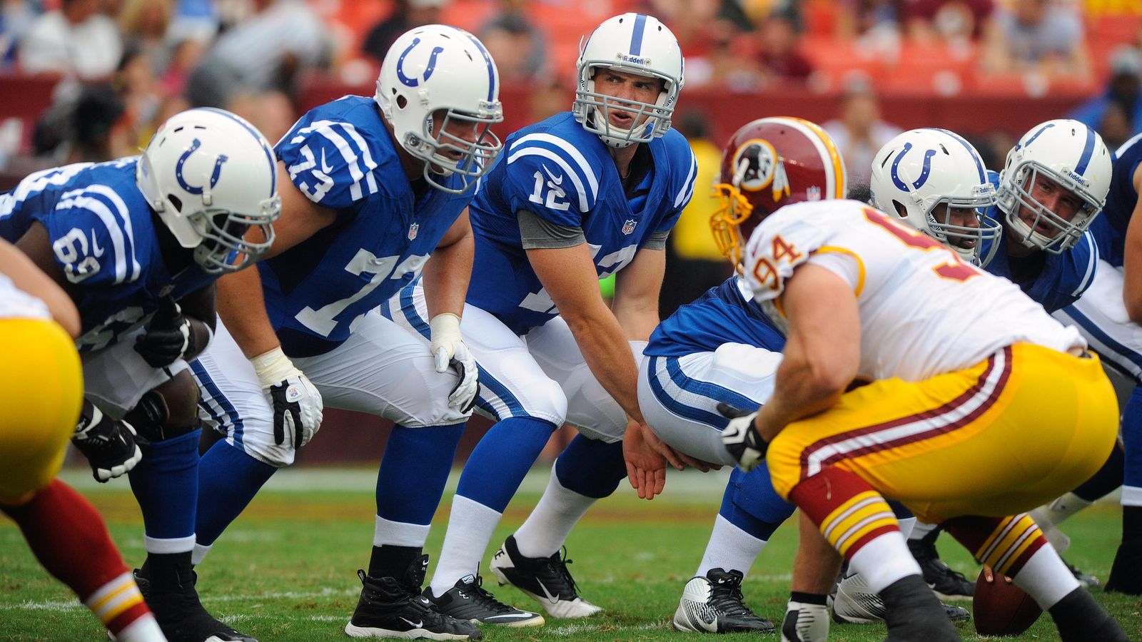colts vs redskins