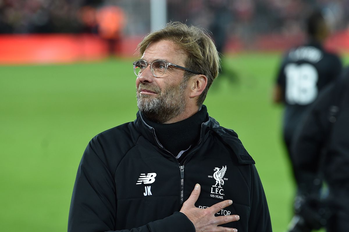 You think I change my mind that quick? - Klopp sticks with Karius