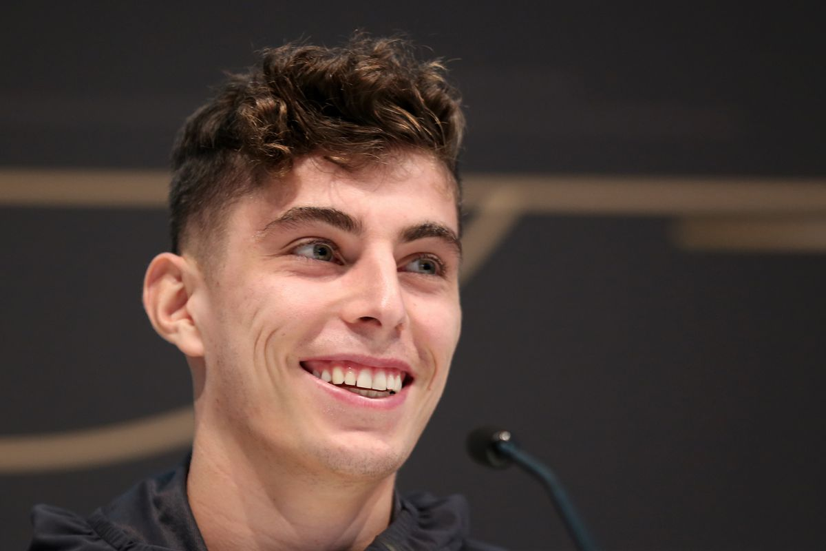 Barcelona keen on Bayer Leverkusen's Kai Havertz - report