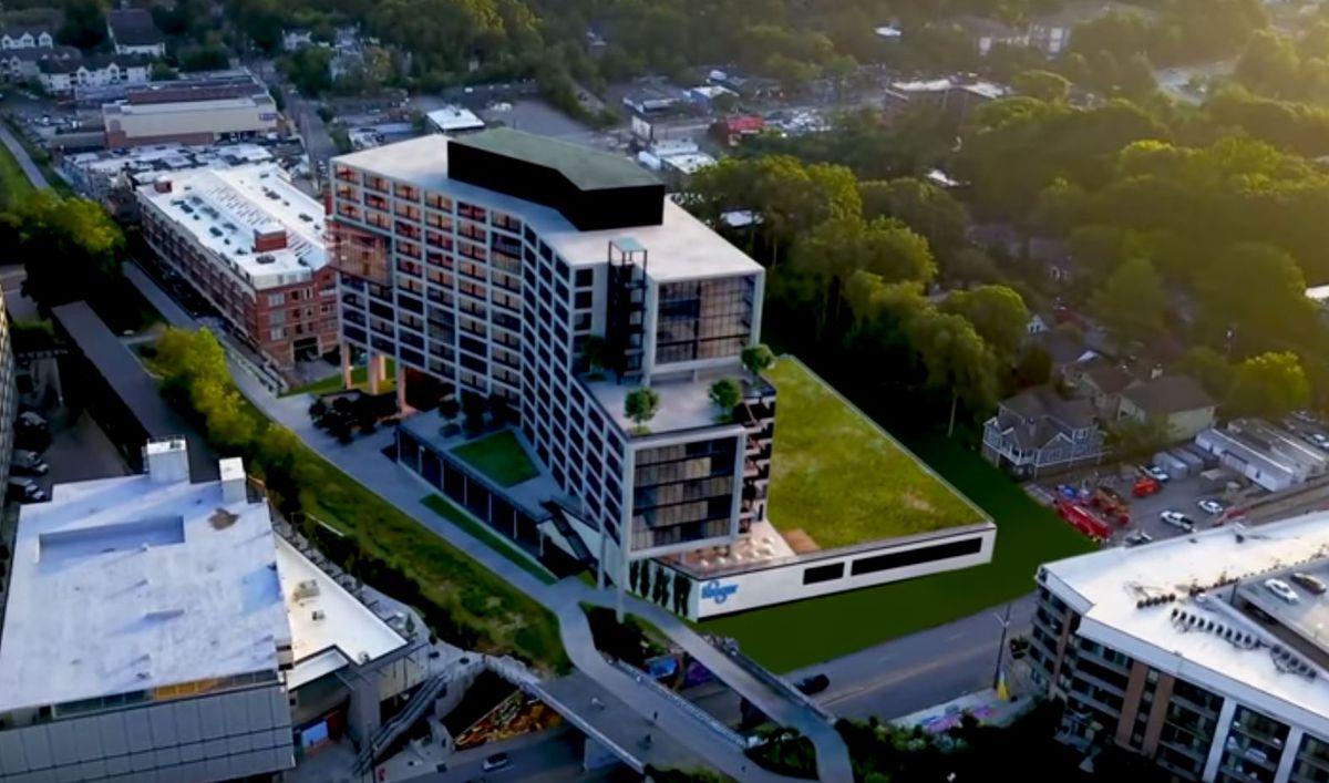 How 725 Ponce Is Bringing High Rise Development To The