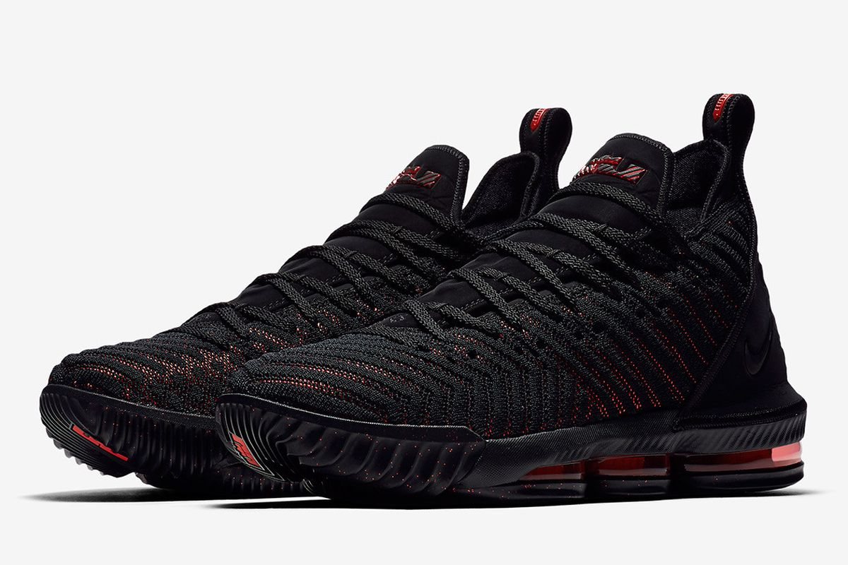 separation shoes f675c a7f9f Nike LeBron 16: here's what you need to know about the ...