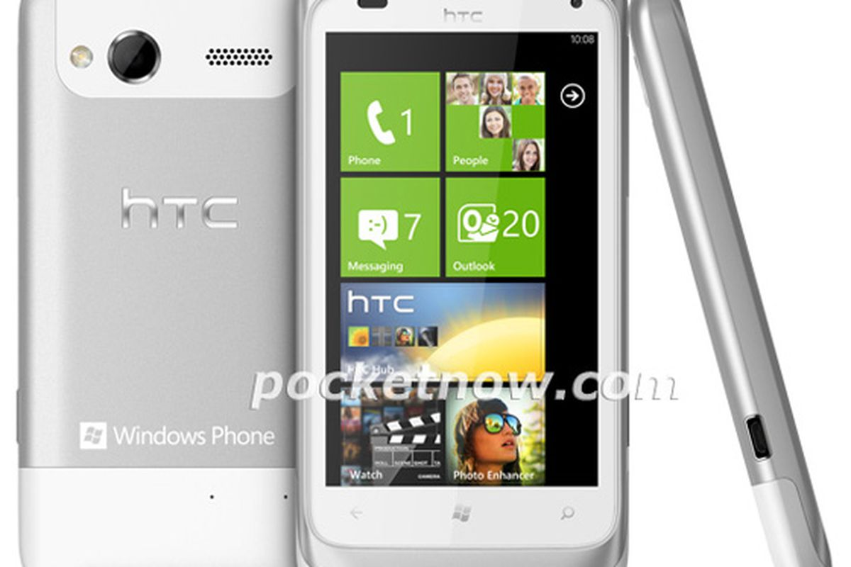 Htc Omega Or Radar Leaks Could Be Launch Device For Windows Phone 7 5 Mango