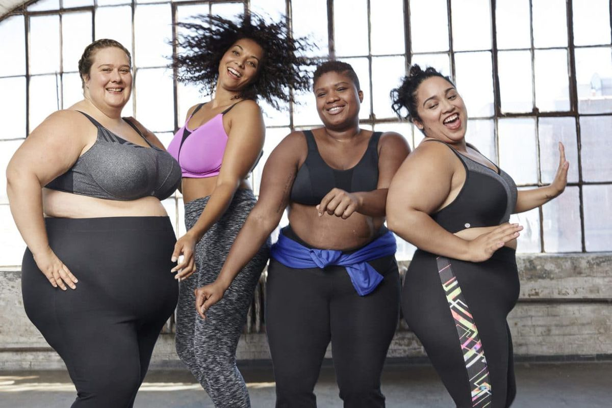 800792a0b2 Photo: Lane Bryant. Lane Bryant: The retailer's own Livi Active line is  great for both fitness apparel and athleisure ...