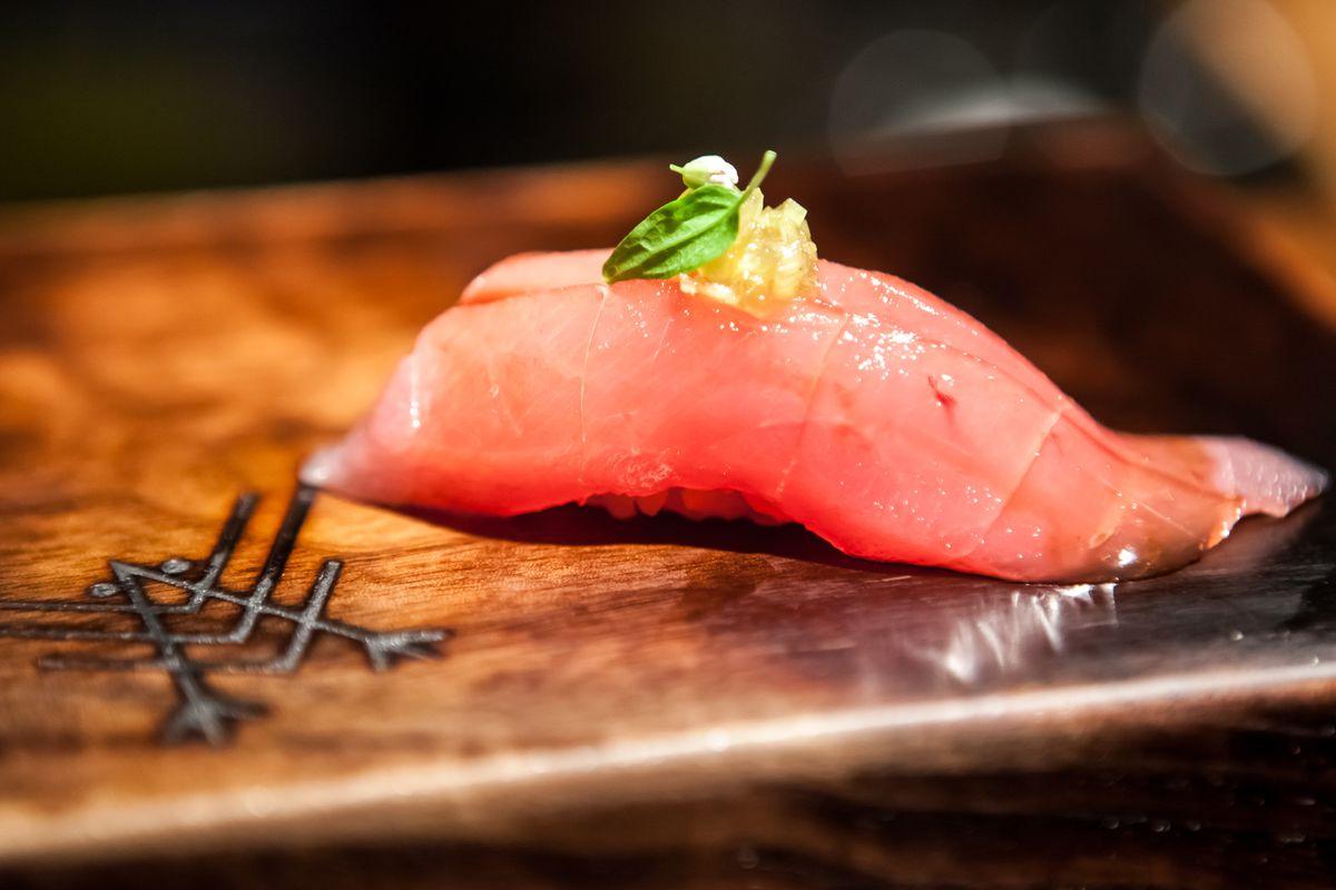 Sushi at Robin