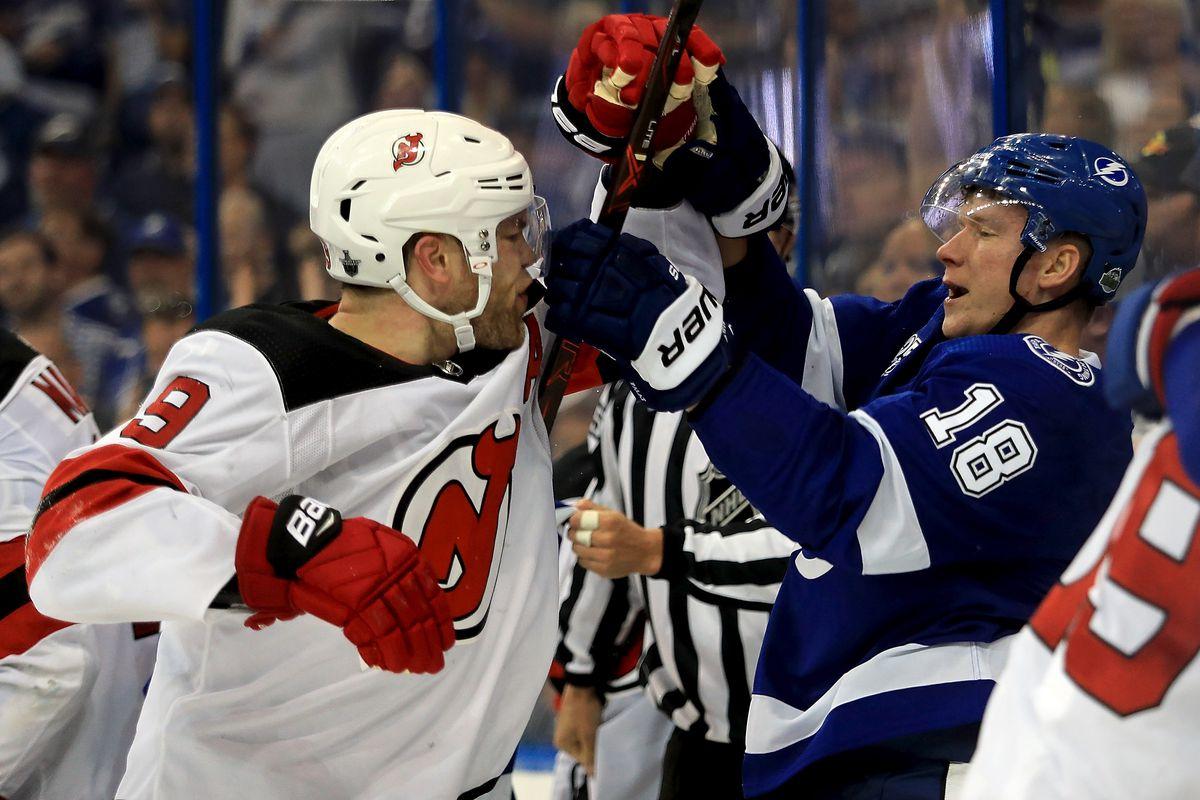 hot sale online 1681a 90578 Gamethread 9 of 82: New Jersey Devils at Tampa Bay Lightning ...