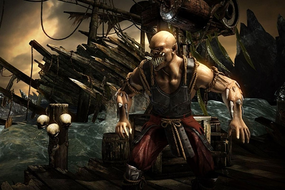 Mortal Kombat X Modder S Trick Unleashes Unplayable Characters