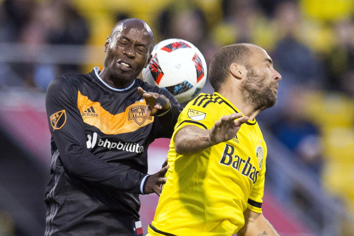 DeMarcus Beasley and Federico Higuain emobdy our thoughts in their facial expressions — Saturday wasn't pretty.