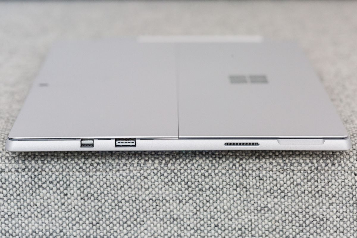 Microsoft Surface Pro review: the new normal - The Verge