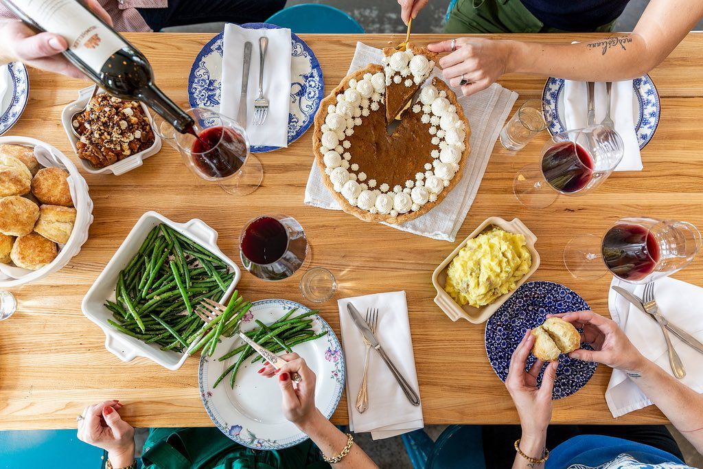 Thanksgiving from Colleen's Kitchen