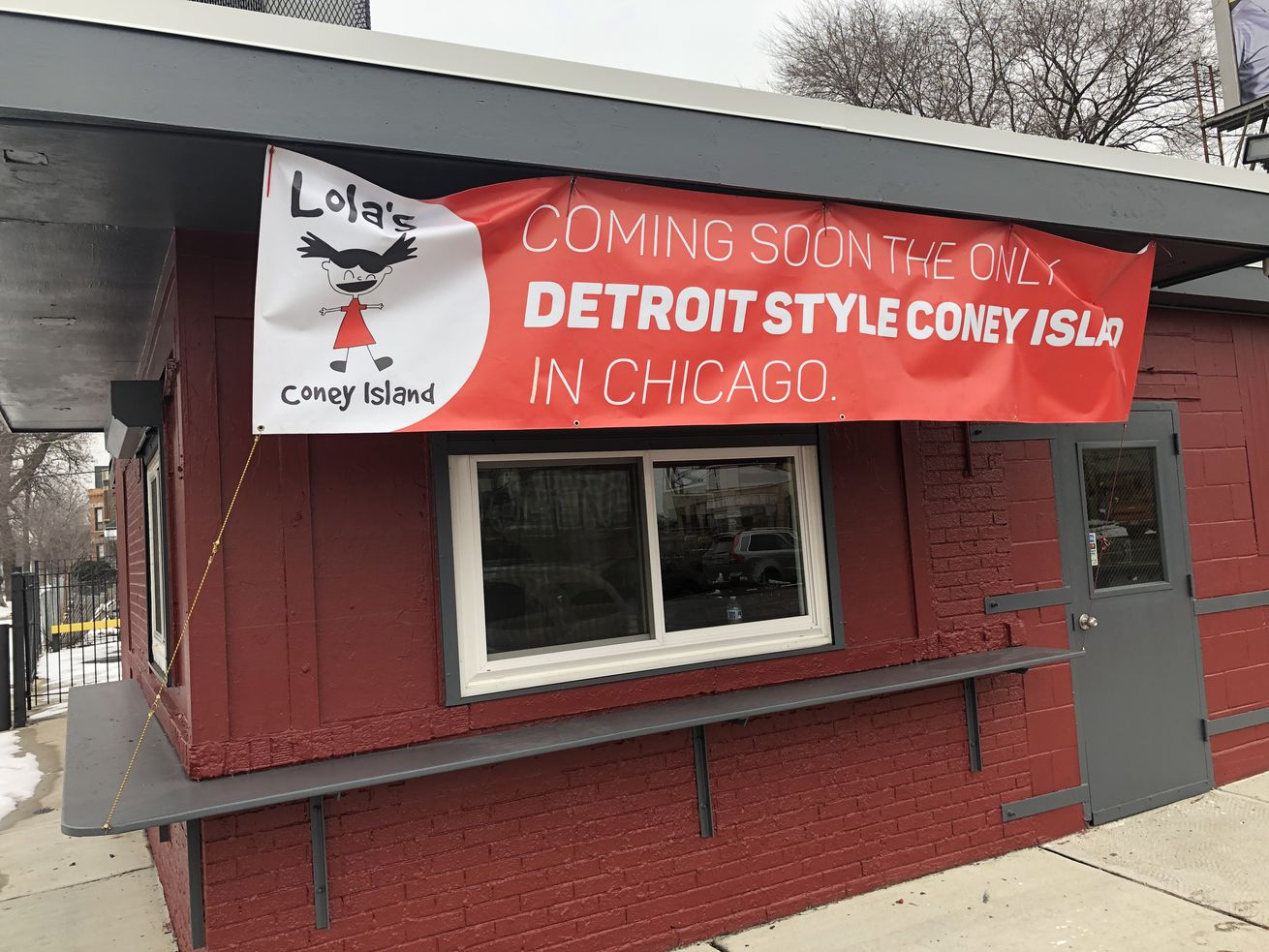 Lola's Cooney Island is coming to Humboldt Park.