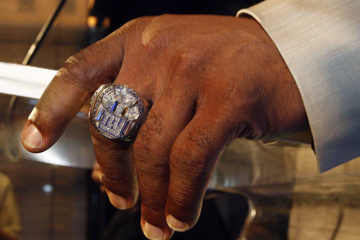 New York Giants Super Bowl Rings: Giants Receive Rings, Talk Dynasty ...