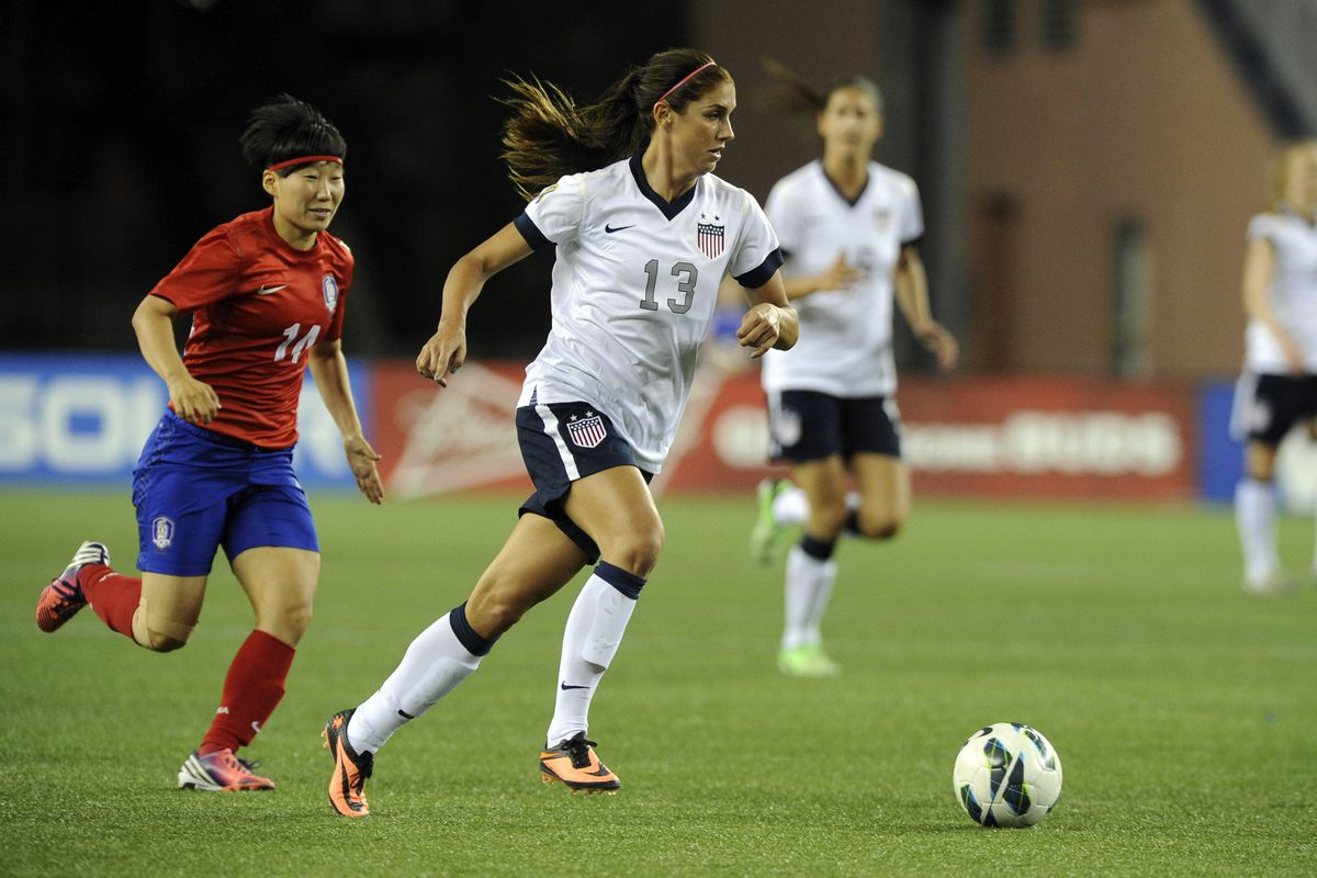 If you knew Alex Morgan is going to be as successful as she is, would you have gone to a Cal Women's Soccer game?