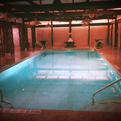 Finally squeezed in a little time to use a gift certificate that I received two years ago for a massage at <b>Shibui Spa</b> at the Greenwich Hotel. The subterranean pool lounge and spa are under the roof of a 250-year old farmhouse reconstructed by Japan