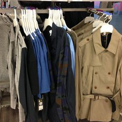 The men's section at the West Hollywood Target. Image via Natalie Alcala.