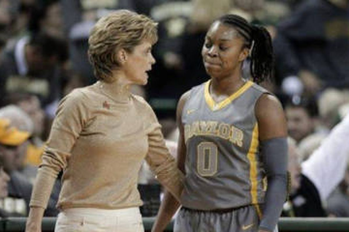 The Baylor Lady Bears are a near unanimous preseason choice as the No. 1 team in the country.