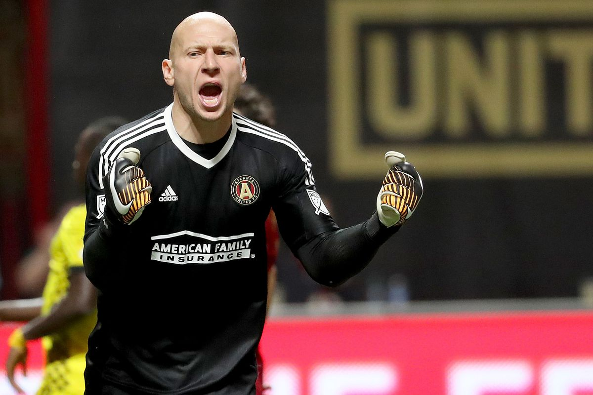 newest 80cc7 14cc8 Atlanta United up for Save and Goal of the Year - Dirty ...