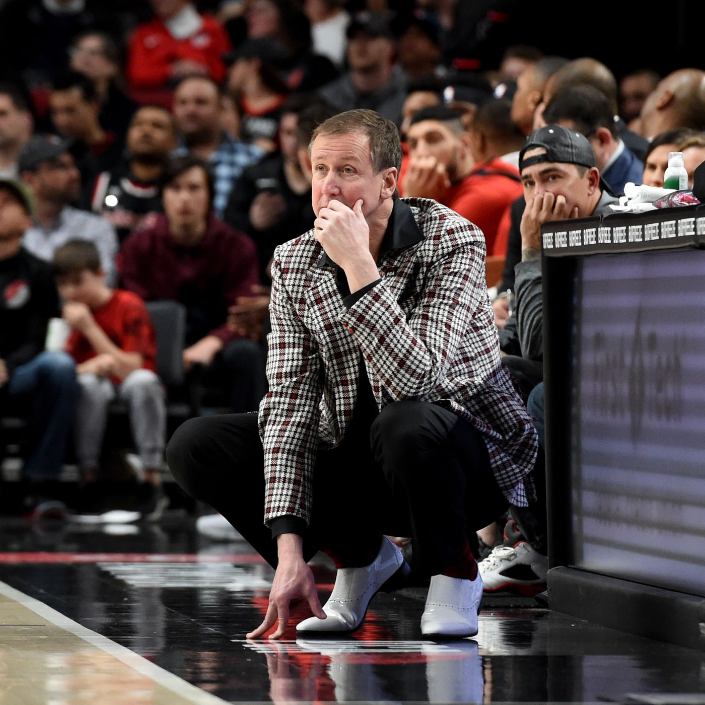 blazersedge.com - Eric Griffith - Terry Stotts was almost a dentist?!